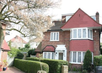 Thumbnail 5 bed detached house to rent in Gloucester Gardens, London