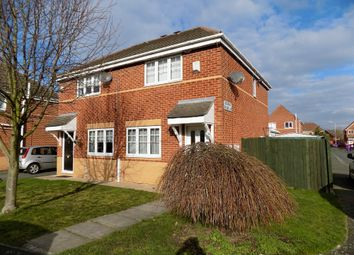 Thumbnail 3 bed semi-detached house for sale in Capricorn Crescent, Dovecot, Liverpool