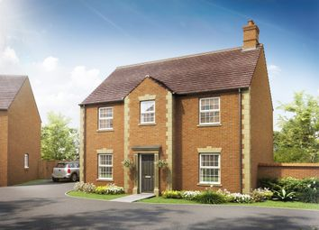 "Thumbnail 4 bed detached house for sale in ""The Syresham"" at Heathencote, Towcester"