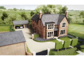 Thumbnail 5 bed detached house for sale in Hough Lane, Alderley Edge, Cheshire
