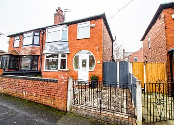 Thumbnail 3 bed semi-detached house for sale in Oak Drive, Denton, Manchester