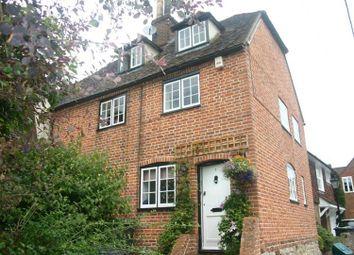 2 bed semi-detached house to rent in St. Marys Road, Wrotham, Sevenoaks TN15