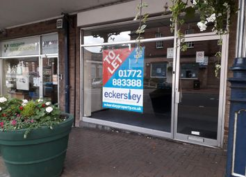 Thumbnail Retail premises to let in 35 Poulton Street, Kirkham, Preston