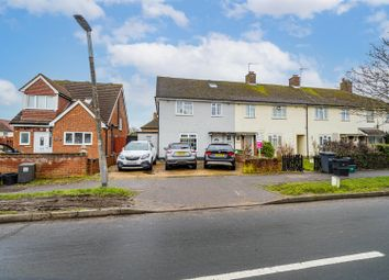Thumbnail 4 bed end terrace house for sale in Hawthorne Avenue, Cheshunt, Waltham Cross