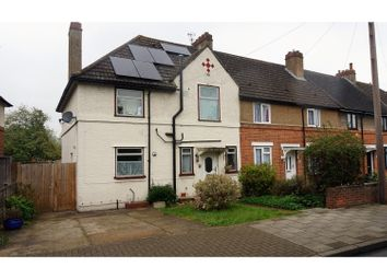 Thumbnail 4 bed end terrace house for sale in Magpie Hall Lane, Bromley