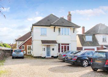 Thumbnail 2 bed flat for sale in Friarscroft Lane, Wymondham, Norfolk