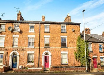 Thumbnail 5 bed terraced house for sale in Castle Street, Oswestry