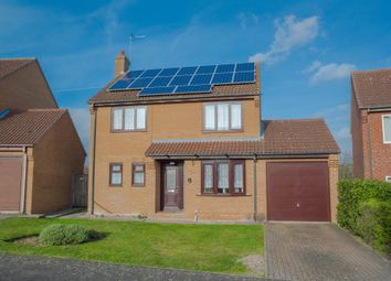 Thumbnail 4 bedroom detached house for sale in Meadowsweet Close, Haverhill