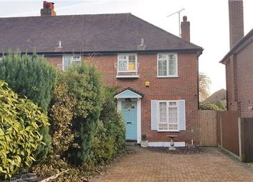 Thumbnail 2 bed end terrace house for sale in The Sigers, Pinner, Middlesex