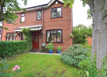 Thumbnail 3 bed semi-detached house for sale in Germander Close, Halewood, Liverpool