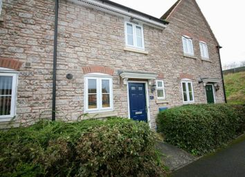 Thumbnail 2 bed terraced house for sale in Leeming Walk, Gloucester, Gloucestershire
