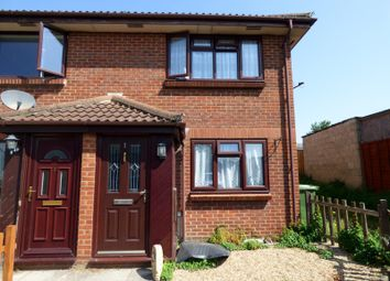 Thumbnail 1 bed semi-detached house to rent in Hardy Close, Freemantle, Southampton
