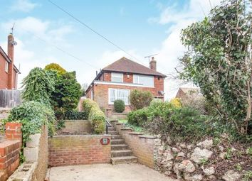 Thumbnail 3 bed detached house for sale in Mill Lane, Harbledown, Canterbury, Kent