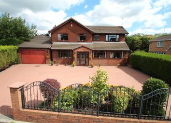 5 bed detached house for sale in Bittern Close, Bamford, Rochdale, Greater Manchester OL11