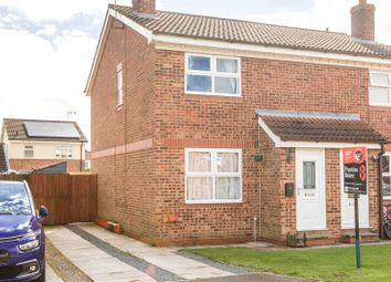 Thumbnail 3 bedroom semi-detached house for sale in Ash Close, North Duffield, Selby