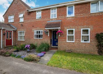 Thumbnail 2 bed terraced house for sale in Campion Way, Attleborough