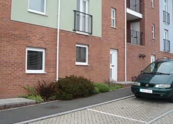 Thumbnail 1 bed flat to rent in Dol Felin, North Cornelly, Bridgend