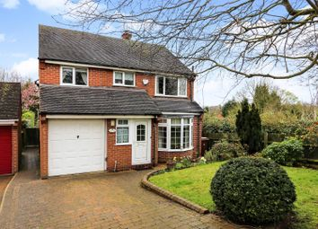 Thumbnail 4 bed detached house for sale in Harpur Avenue, Ticknall, Derby