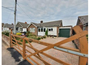 School Lane, Chard TA20. 2 bed detached bungalow