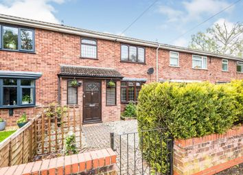 Thumbnail 3 bedroom terraced house for sale in School Close, Longworth, Abingdon