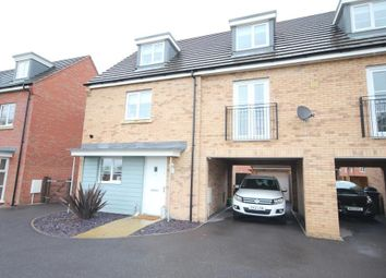 Thumbnail 4 bedroom link-detached house for sale in Chamberlain Fields, Littleport, Ely