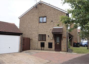 Thumbnail 2 bed end terrace house for sale in Fensome Drive, Houghton Regis