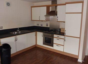 Thumbnail 3 bed flat to rent in Hawkhill Close, Edinburgh, Midlothian