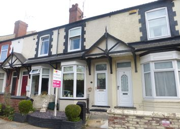 Thumbnail 2 bed terraced house for sale in Ferry Boat Lane, Mexborough