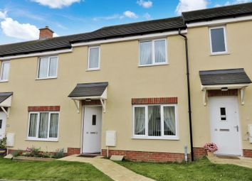 Thumbnail 2 bedroom terraced house for sale in Beckington Crescent, Chard