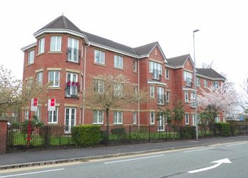 Thumbnail 2 bed flat for sale in Hampton Court, Wilmslow Road, Handforth, Cheshire
