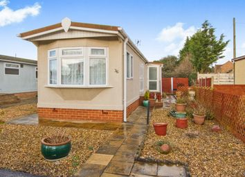 Thumbnail 1 bedroom mobile/park home for sale in Avonsmere Residential Park, Stoke Gifford, Bristol