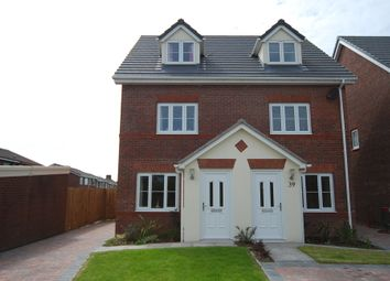 Thumbnail 4 bed terraced house for sale in Kentmere Plot 14, 17 Bevan House, St Marys Road, Barrow-In-Furness
