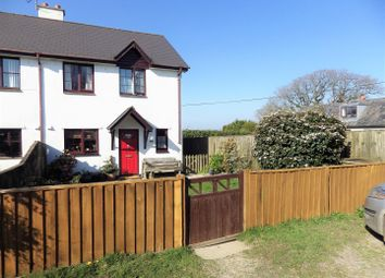 Thumbnail 3 bed semi-detached house for sale in Spreyton, Crediton