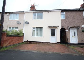 Thumbnail 3 bedroom terraced house to rent in North Avenue, Bedworth