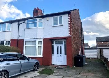 3 bed property to rent in Shirley Avenue, Manchester M32