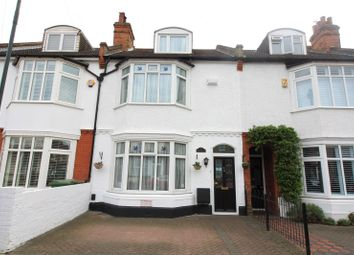 Thumbnail 4 bed terraced house for sale in Ethronvi Road, Bexleyheath