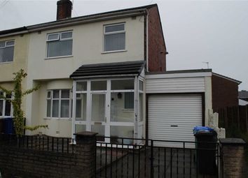 Thumbnail 3 bed semi-detached house for sale in Elm Street, Middleton, Manchester