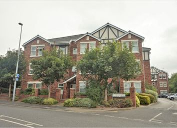 Thumbnail 2 bed flat for sale in Sandiford Square, Northwich