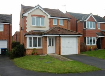Thumbnail 3 bed detached house to rent in Richardson Court, Willington, Crook
