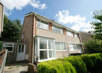 Thumbnail 3 bed semi-detached house for sale in Oakdene Close, Baglan, Port Talbot