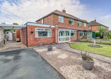 Thumbnail 4 bed semi-detached house to rent in St. Richards Road, Wychbold, Droitwich