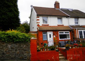 Thumbnail 2 bed semi-detached house to rent in Coldra Road, Tynewydd, Rhondda Cynon Taff.