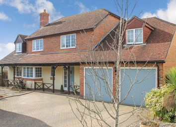 Thumbnail 5 bed detached house for sale in Siskin Close, Bishops Waltham, Southampton