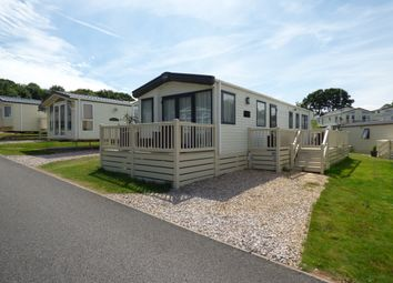 2 bed lodge for sale in Little Week Lane, Dawlish EX7