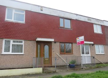 Thumbnail 2 bed terraced house for sale in Instow Walk, Plymouth