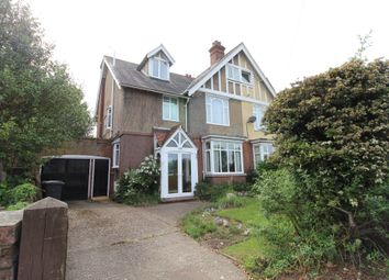 Thumbnail 6 bed semi-detached house for sale in Fornham Road, Bury St. Edmunds