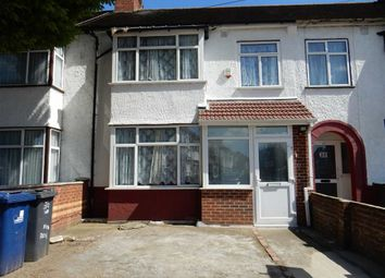 Thumbnail 3 bed terraced house for sale in Alma Road, Southall, Middlesex