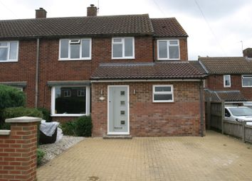 Thumbnail 4 bed semi-detached house to rent in Moats Crescent, Thame