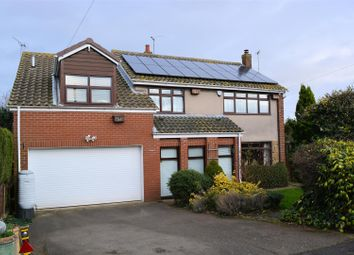 Thumbnail 5 bed detached house for sale in Burn Hall Close, Burn, Selby