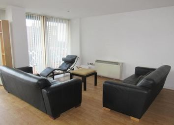 Thumbnail 2 bedroom flat to rent in Warwickgate House, Old Trafford